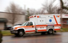 Woman, Two Infants Injured in Three-Vehicle Crash on Route 28
