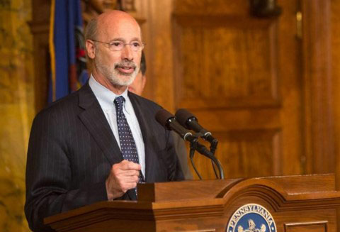 Gov. Wolf Announces DCNR Rangers, Managers will Carry Naloxone to Combat Opioid Overdoses