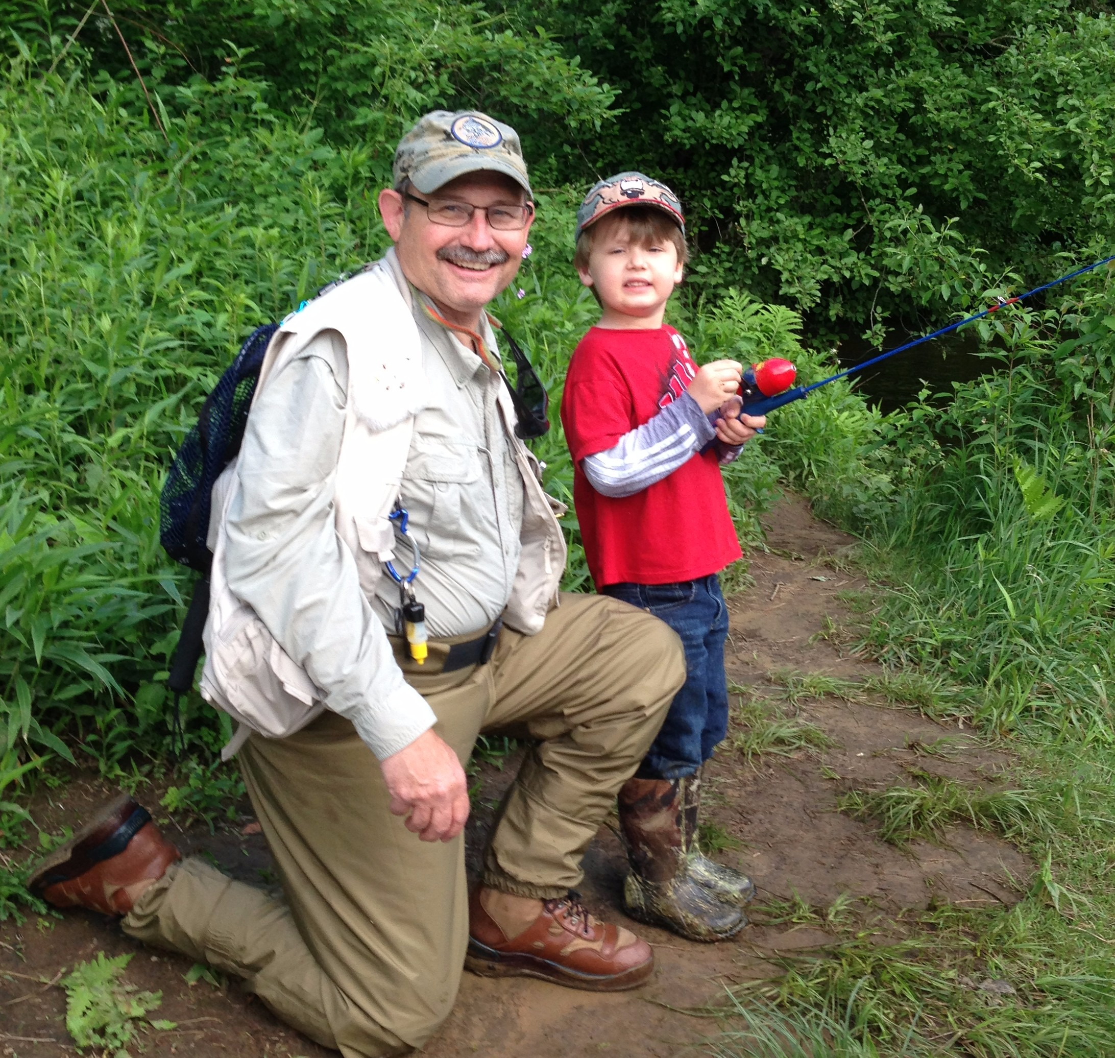 Tips For Mentored Youth Trout Fishing Day In Pennsylvania