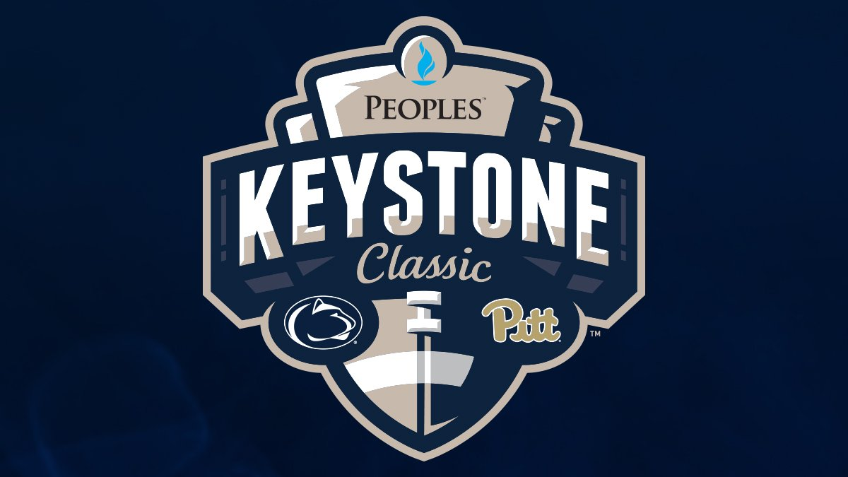 Pitt-Penn State Series to be Known as the Keystone Classic Presented by Peoples Gas