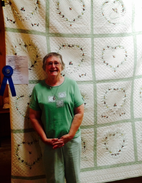 Winners of Quilt Show Competition Announced at Sawmill Center for the Arts