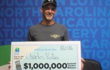 Say What?!: Tennessee Man Buys Winning $1M Lottery Ticket on Work Trip in North Carolina