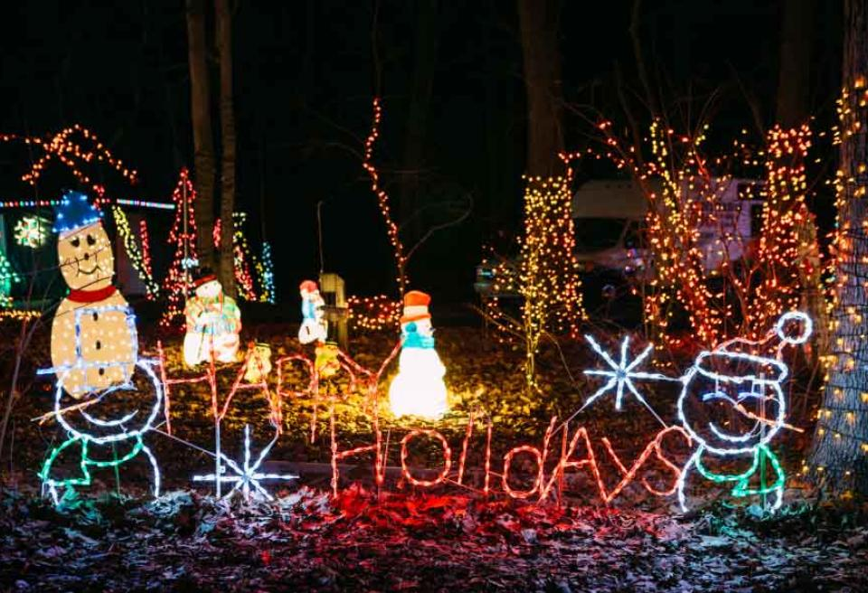 Eight Must-See Holiday Attractions in Pennsylvania ...