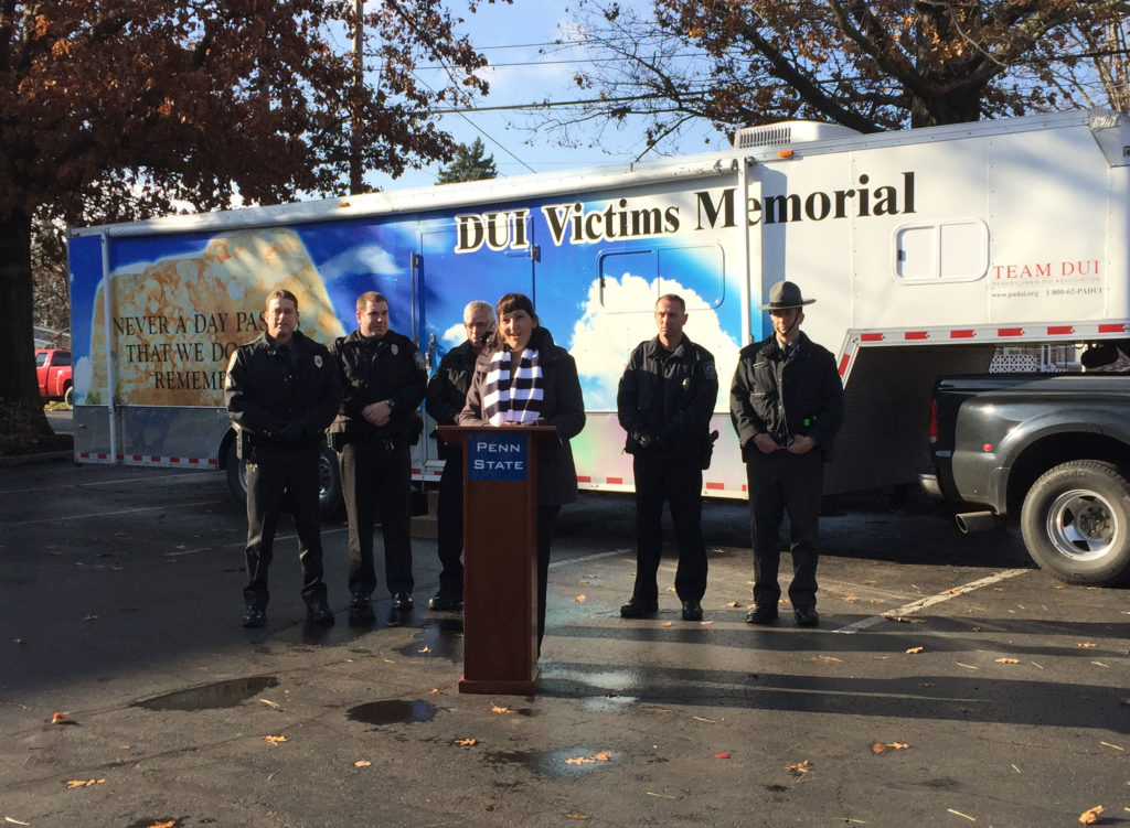 PennDOT, Safety Partners Remind Motorists to Drive Sober This Christmas, New Year's Holiday Season