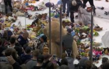 Say What?!: Fans Toss 20,662 Teddy Bears onto the Ice at Hershey Hockey Game