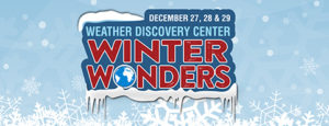 Punxsy Weather Discovery Center to Host Winter Wonder Events