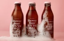 Say What?!: Swedish Brewery's 'Shower Beer' Designed for Shower Drinking – and Conditioning