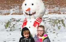 'Snowman in the Forest' Family Event Scheduled for Saturday