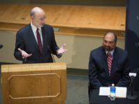 Gov. Wolf Joins Steelers Legend Franco Harris to Announce New Opioid Prescribing Guidelines
