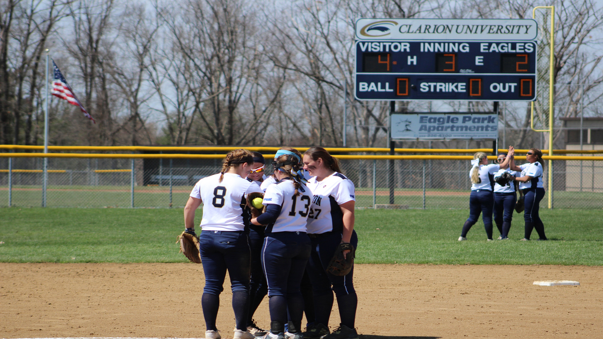 College Roundup: Clarion U. Softball Splits DH with UPJ