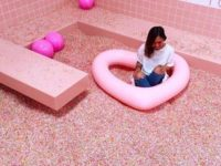 Say What?!: Museum of Ice Cream Features Pool Filled with Sprinkles