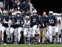 Blue Beats White in Penn State Spring Game