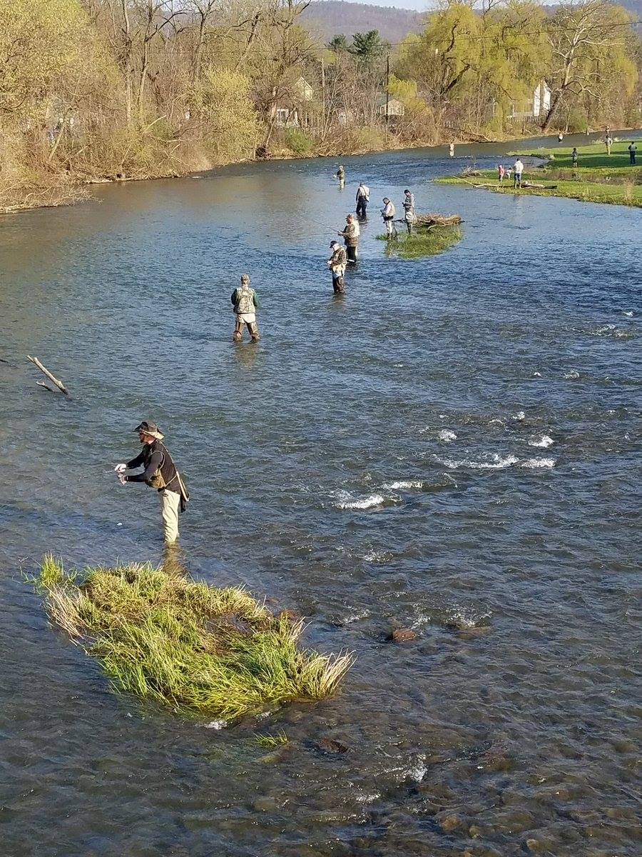 May 28 marks pa s first fish for free day for Pa fishing season 2017