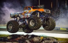 Monster Truck Show Set for Saturday at Jefferson County Fairgrounds