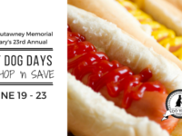 Punxsy Memorial Library Hot Dog Days Fundraiser Kicks Off June 19