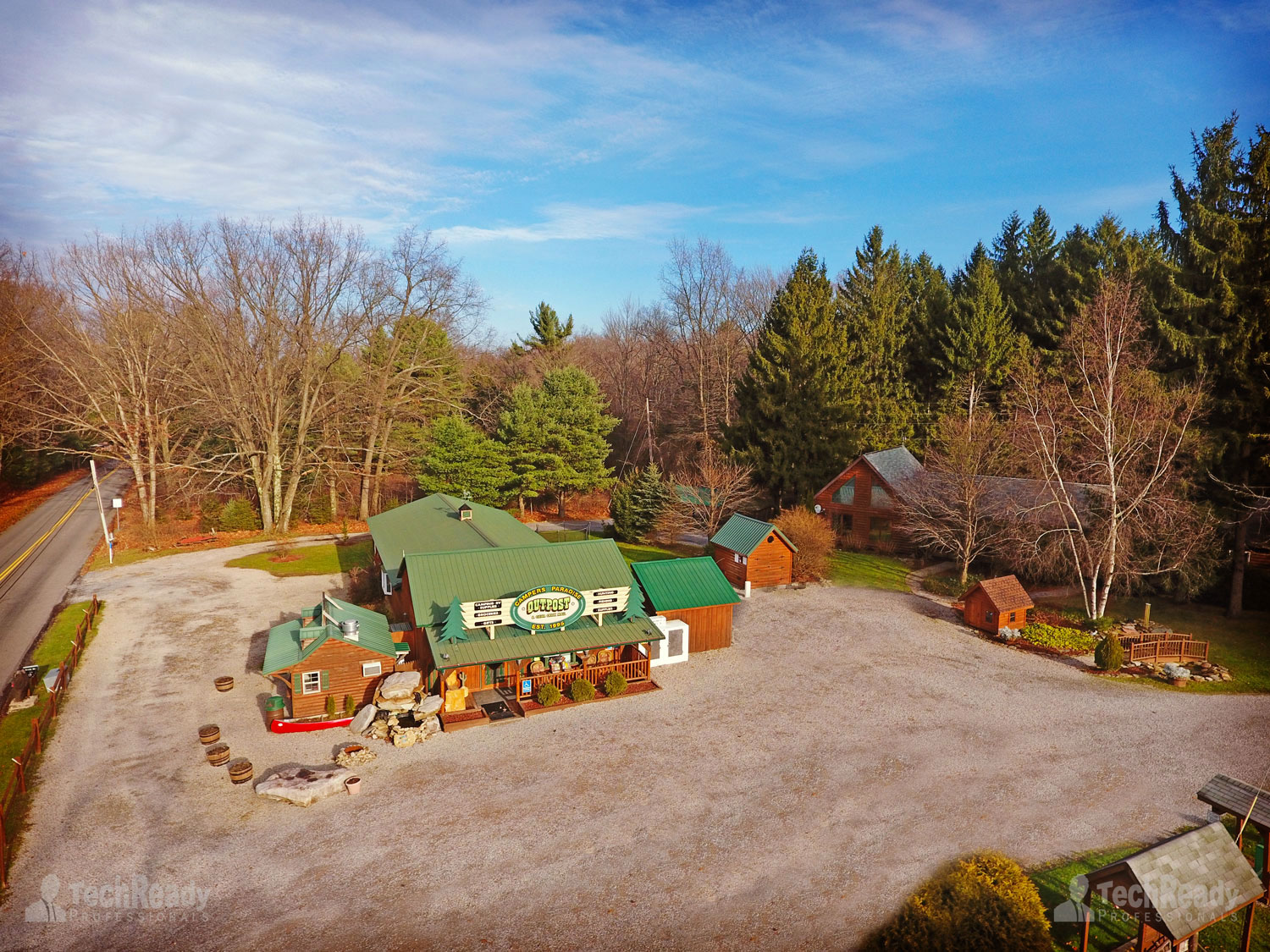 Campers Paradise Recognized As One Of The Most Beautiful Campgrounds In Pa