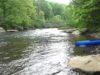 The Great Outdoors: Soaking Wet Kayak Ride Still a Good One