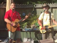 Trails End to Host Patio Music Today by Bad Hat Daddy'O
