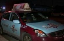 Say What?!: Taxi Cab Thief Posed as Driver, Picked up Fares