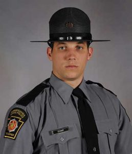 Pennsylvania State Police Trooper Killed in the Line of Duty