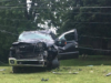 UPDATE: Route 322 Reopens After Truck Crashes into Utility Pole