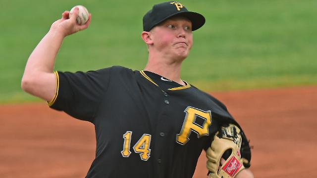 Keller Strong but Curve Fall to Sea Dogs, 2-0