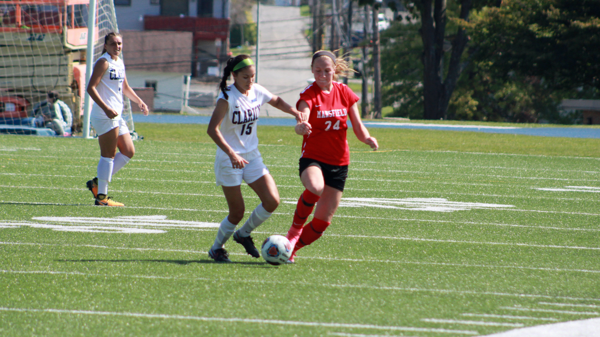 Clarion U. Soccer on Historic Roll Moves Over .500