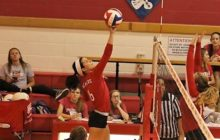 Allison Helps DuBois Volleyball to Victory
