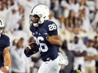 Barkley Named Big Ten Co-Offensive Player of the Week