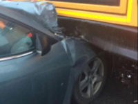 UPDATE: Details Released on Bus vs Car Crash on Route 28; Two Summerville Youths Injured