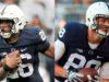 Penn State's Barkley, Gesicki Honored as Sporting News All-Americans