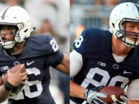 Penn State's Barkley, Gesicki Named Finalists for National Awards