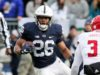 Barkley Runs Wild in What is Probably His Final Home Game as Penn State Tops Nebraska