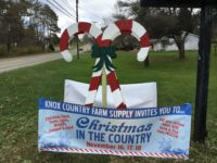 'Christmas in the Country' Kicks Off Today