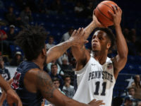 2-minute Drill: We Are Better than Pitt – Penn State Hoops Rolls Panthers by 31; Gilbert Nailed for PEDs