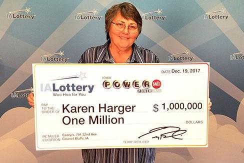 say what 1 million powerball ticket sat unchecked for two months