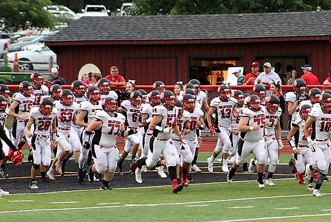 DuBois Football Region to Stay the Same Have Different Name