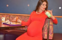 Say What?!: Woman's Taco Bell Maternity Photos Go Viral