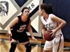 Second-Quarter Run Helps DCC Down Cameron County in D9 1A Girls' Playoffs