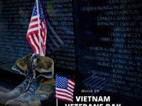 National Vietnam War Veterans Day Celebrated
