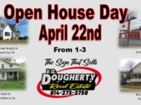 Dougherty Real Estate to Host Open House on Sunday