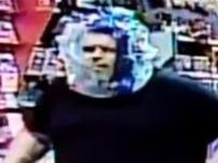 Say What?!: Burglar Fails with Clear Plastic Face Disguise