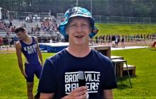 Brookville's Dworek Medals at PIAA Track & Field Championships
