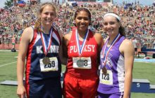 Punxsutawney's Dyson Second at PIAA Championships in Discus