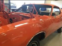 Love of Cars and Roberto Clemente Led Franklin Native to Once-in-a-Lifetime Restoration
