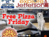 Locals Invited to Sign Up for 'Free Pizza Friday'