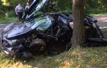 Say What?!: Virginia Man Totals $300K Car One Day After Buying It