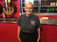 Mayport Woman Hangs Up Her Apron After 28 Years on the Job