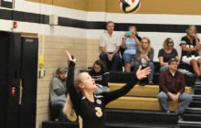 Curwensville VB Downs Rival Clearfield