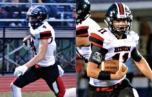 Clearfield's Lezzer, Rumery Named D9Sports.com D9 Football Co-Players of the Week; Honor Roll Named